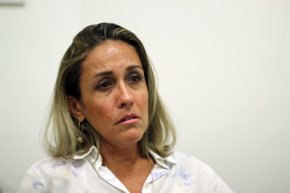 Para Wilder Brito, não restam dúvidas que Cristiane foi a autora do crime (FOTO: Fernanda Moura/ Tribuna do Ceará)