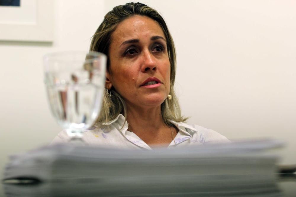 Polícia considera Cristiane com perfil inteligente e dissimulado (FOTO: Fernanda Moura/ Tribuna do Ceará)