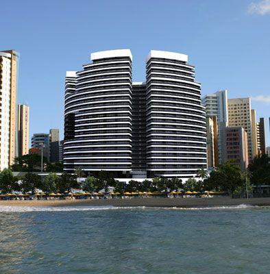 Com o auxílio-moradia, é possível alugar um apartamento de luxo na Beira-Mar de Fortaleza. (FOTO: Divulgação)