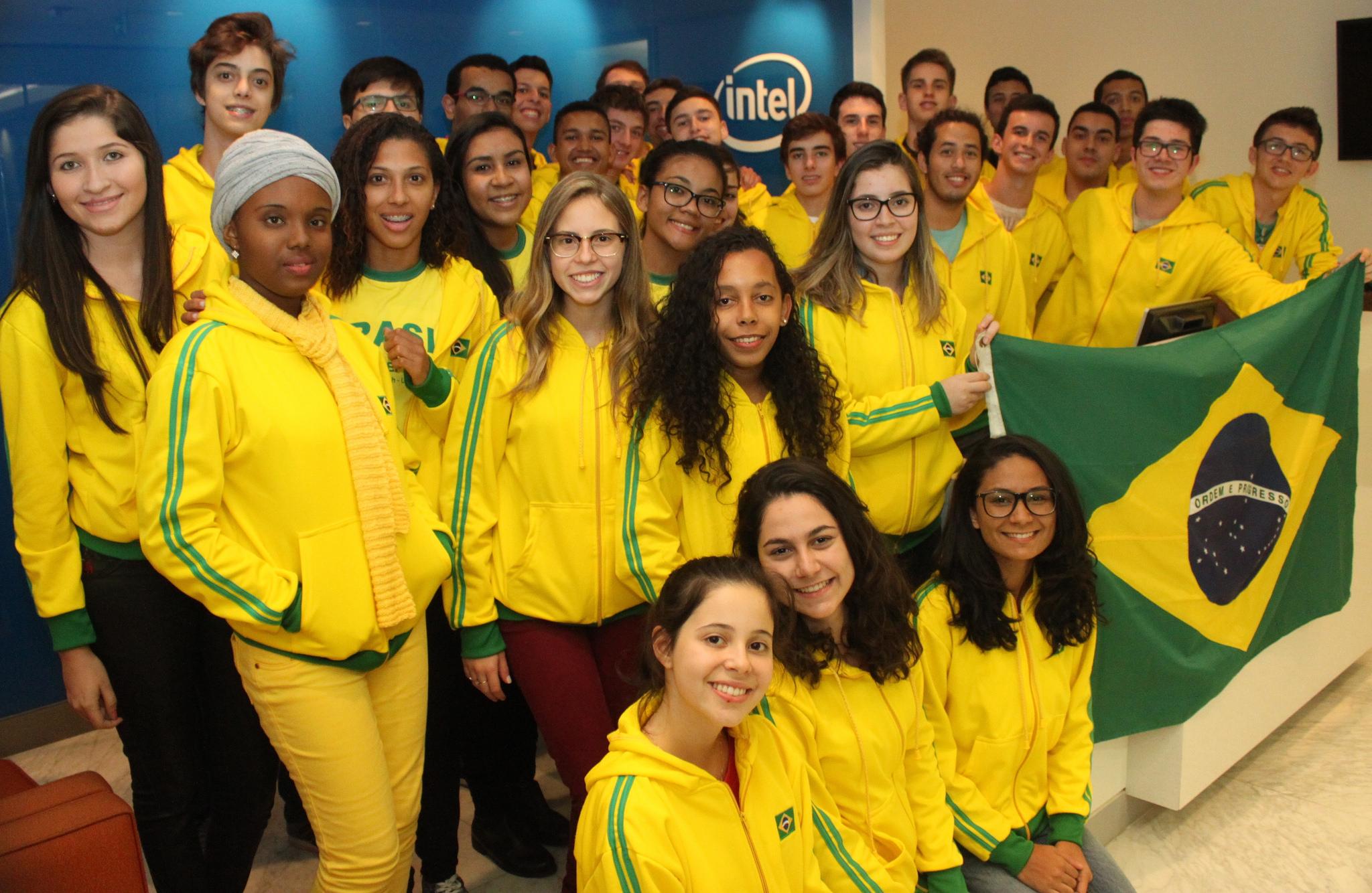 BRASILEIROS NA MAIORI FEIRA DE CIÊNCIAS DO MUNDO