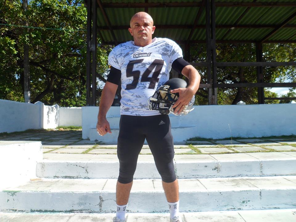 Francilewdo Bezerra foi vítima de envenenamento e ainda não pode praticar esportes (FOTO: Reprodução/Facebook)