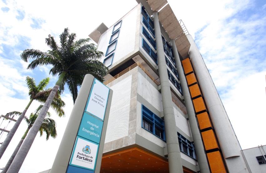 IJF enfrenta escândalos na saúde pública (FOTO: Reprodução Site Prefeitura de Fortaleza)