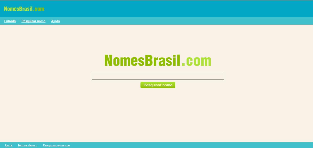 Site divulga informações pessoais de brasileiros (FOTO: Reprodução)