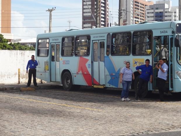 A greve, que acontecerá caso as negociações não tenham sucesso, ainda está sem data definida para começar (Foto: Rosana Romão/Tribuna do Ceará)
