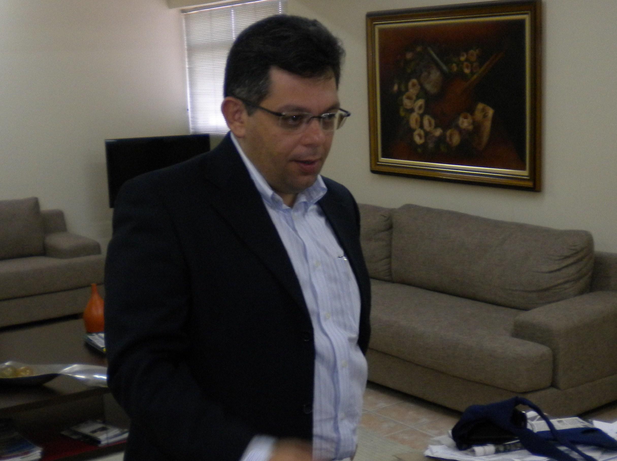 Autor da representação, o procurador da República Alessander Sales argumenta que o artigo 87 fere vários princípios e artigos da Constituição Federal (FOTO: Reprodução)