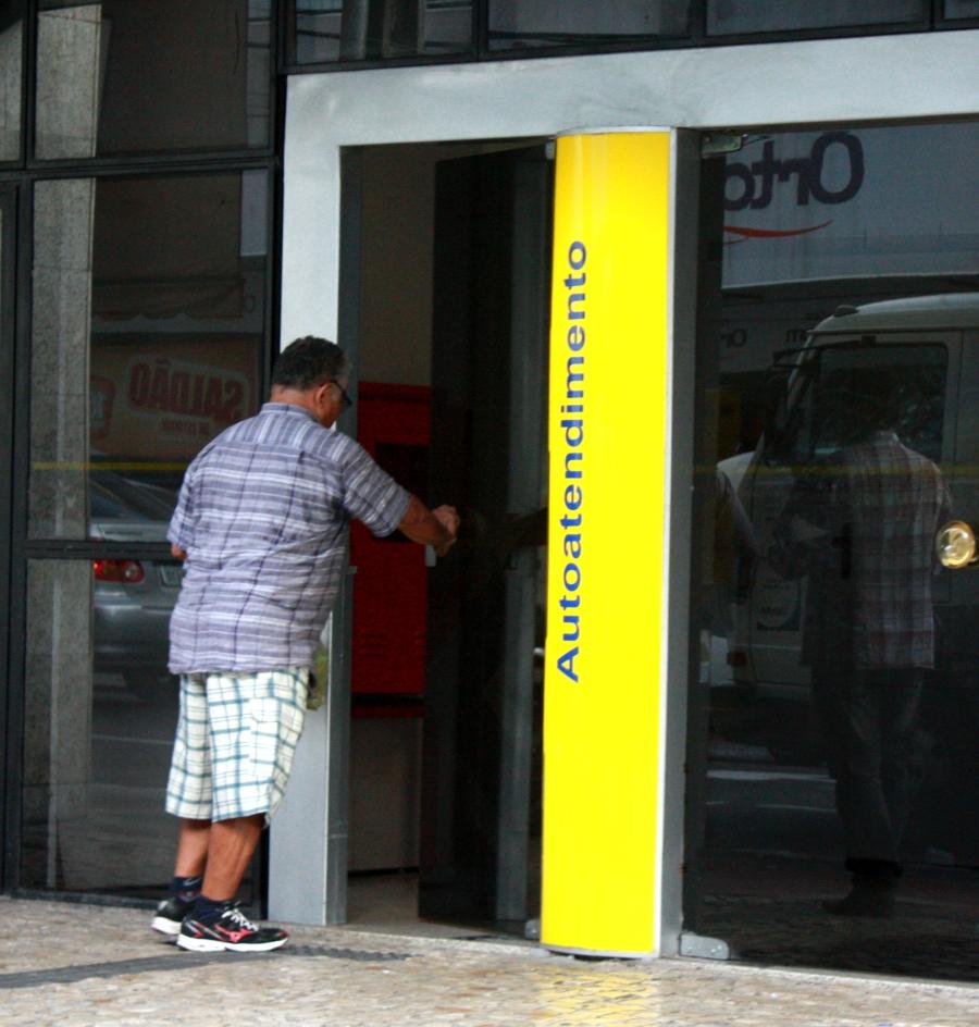 Correntistas tem várias opções para pagamento de contas, em caso de greve (FOTO: Tribuna do Ceará/Arquivo)