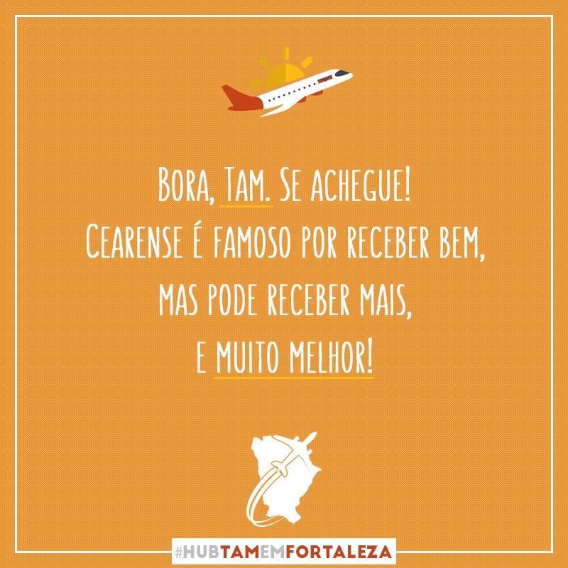 Com a instalação do empreendimento, o Ceará terá 14 voos para a Europa (IMAGEM: Reprodução/Facebook)