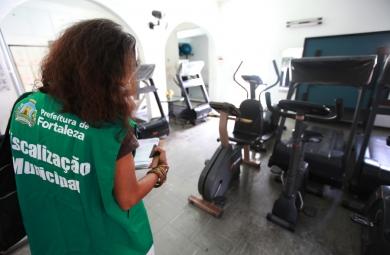 A fiscalização aconteceu no período de julho e agosto de 2014 até o início de de 2015 (Foto: Prefeitura de Fortaleza)