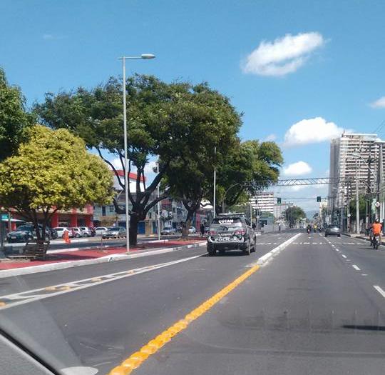 Flagrante na Bezerra de Menezes