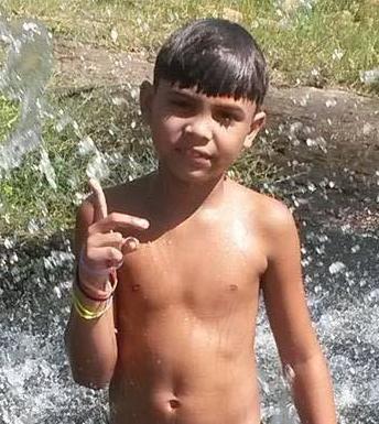 Menino tinha apenas 9 anos e sonhava em ser goleiro (FOTO: Divulgação)