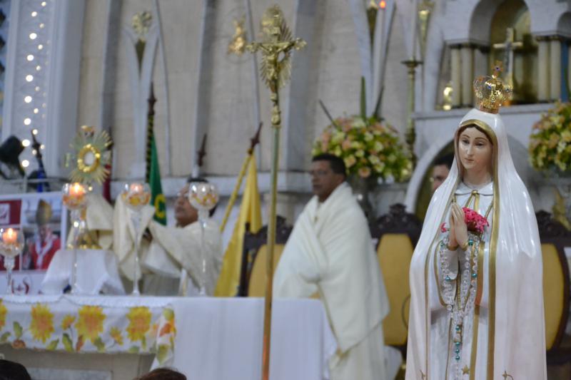 Após trinta dias parado, o sino da Igreja Nossa Senhora de Fátima voltou a funcionar normalmente no último sábado (4) (FOTO: Divulgação/Site Oficial da Igreja de Fátima)