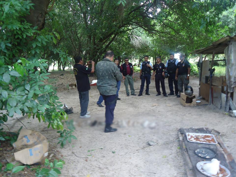 SPA encontra gatos mortos na Maraponga (FOTO: SPA-CE)