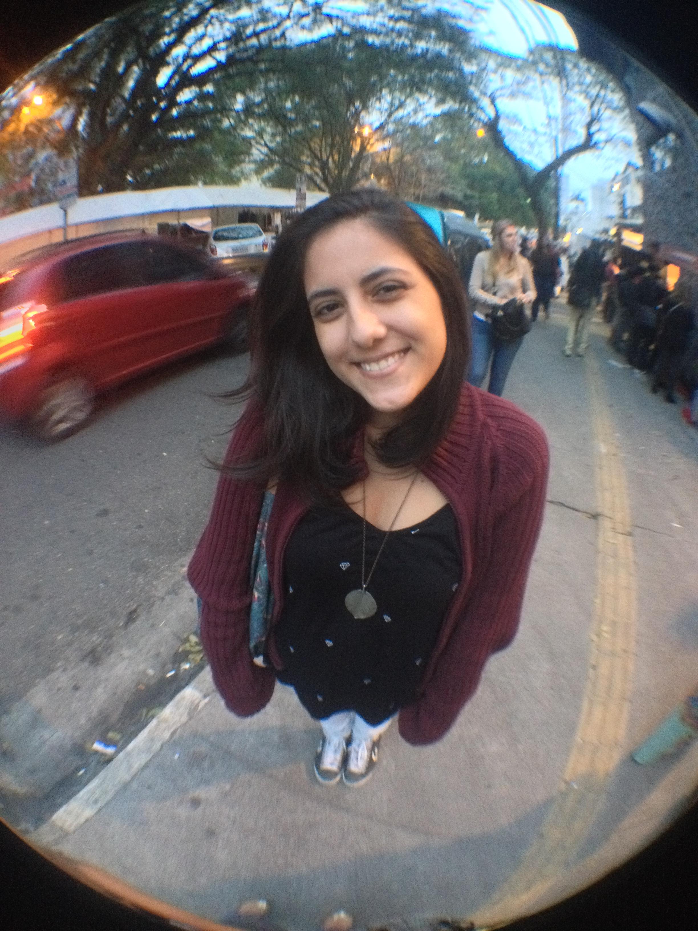 Rebeca Prado é publicitária e fez o documentário como Trabalho de Conclusão de Curso. (FOTO: Arquivo Pessoal)
