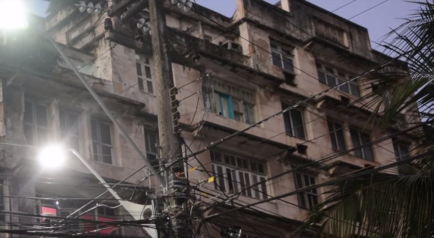 Documentário resgata história e revela abandono do Edifício São Pedro