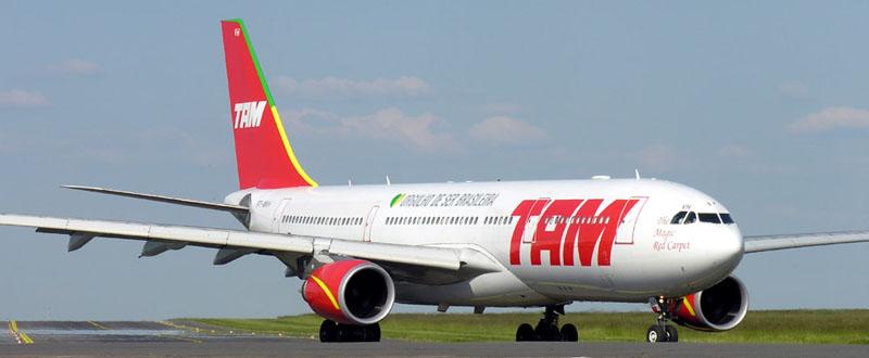 A aeronave foi reabastecida e seguiu a viagem às 06h55 desta manhã (31) (Foto: Reprodução)