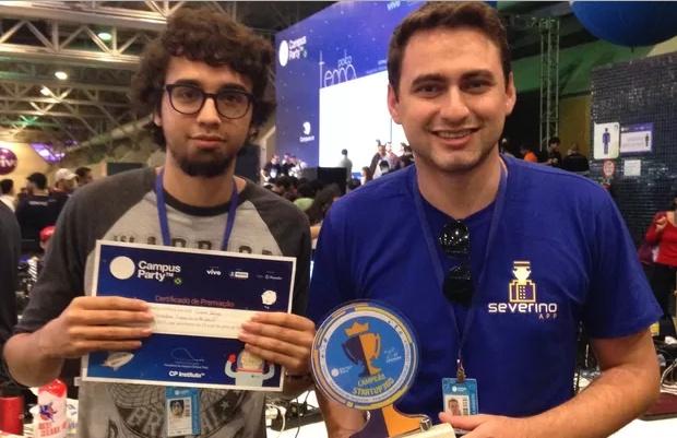 Ideia foi considerada uma das mais inovadoras da Campus Party Brasil 2015. (FOTO: Divulgação)