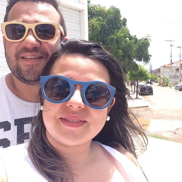Meu Óculos de Madeira