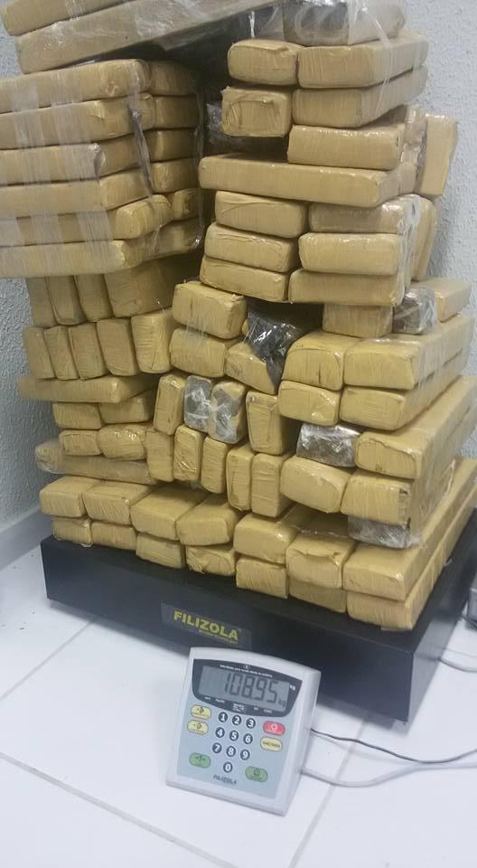 Um dos espanhóis era chefe do grupo, que traficava drogas em Fortaleza e Região Metropolitana (FOTO: Divulgação/Polícia Civil)