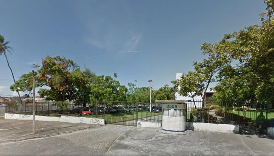 A unidade abriga 59 adolescentes e está em reforma há um mês. (FOTO: Google Maps)