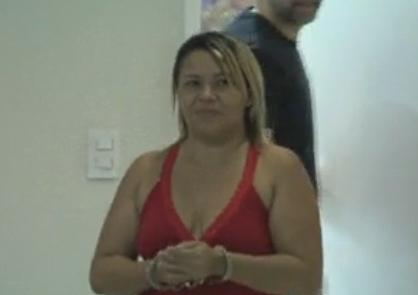 Mulher teria matado o vizinho para ficar com os bens (FOTO: Reprodução)