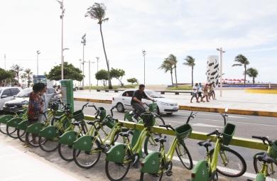 Leitores pedem novas estações do Bicicletar em mais bairros da periferia