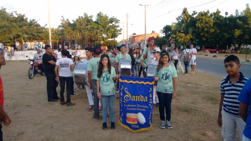 Pedro Alcântara era instrutor da banda de uma escola no Curió (FOTO: Hayanne Narlla/ Tribuna do Ceará)