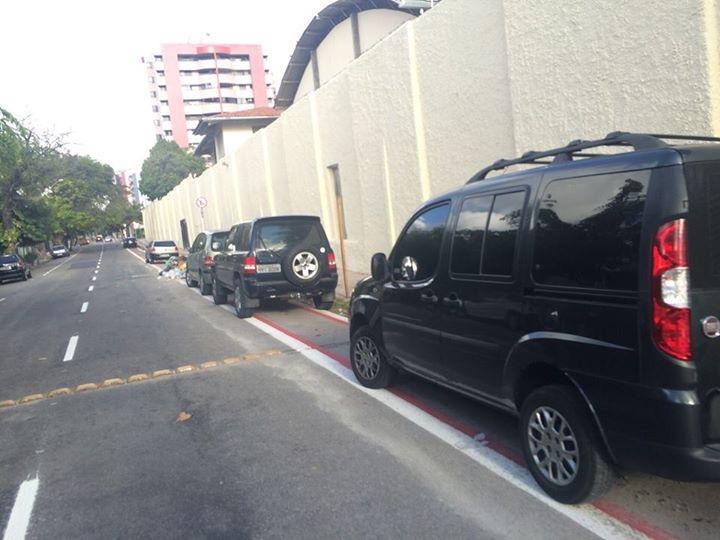 Os veículos ainda não estão sendo notificados pela a AMC (FOTO: Reprodução/Facebook)