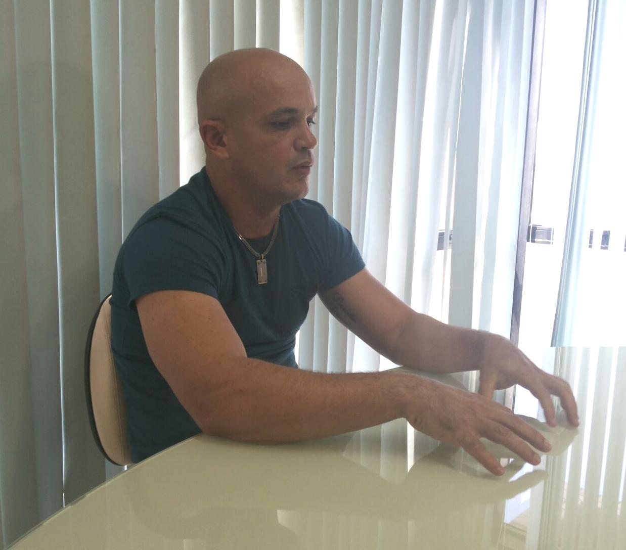 Francilewdo acredita que o seu caso alertou à polícia sobre tipos de crimes que passavam desapercebidos. (FOTO: Tribuna do Ceará/ Rosana Romão)