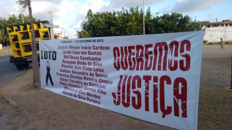 Manifestação acontece nesta sexta-feira à tarde (FOTO:Hayanne Narlla/ Tribuna do Ceará)