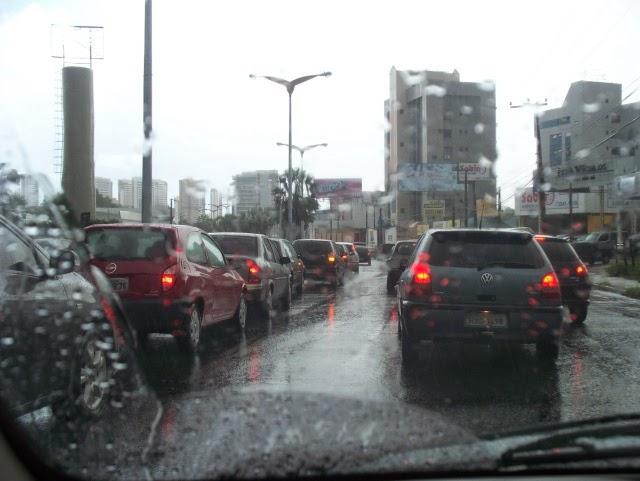 Previsão da Funceme foi divulgada na quarta-feira (FOTO: Arquivo/Tribuna do Ceará)