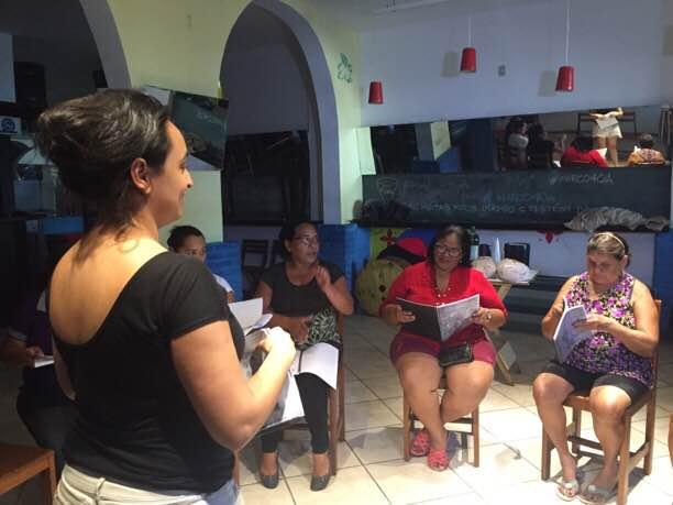 A Feira Massa se sustenta nos pilares cultura, gastronomia e esporte, e segue até o próximo dia 13 na comunidade do Poço da Draga, na Praia de Iracema. (FOTO: Juliana Teófilo/Tribuna do Ceará)