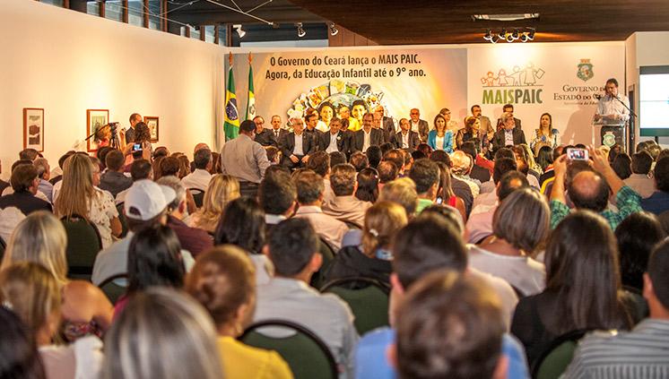 Meta de alfabetização será intensificada no Norte e Nordeste (FOTO: Ariel Gomes/Governo do Ceará)