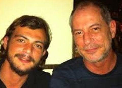 Ciro Saboya foi baleado na perna, na Praia de Iracema (FOTO: Reprodução)