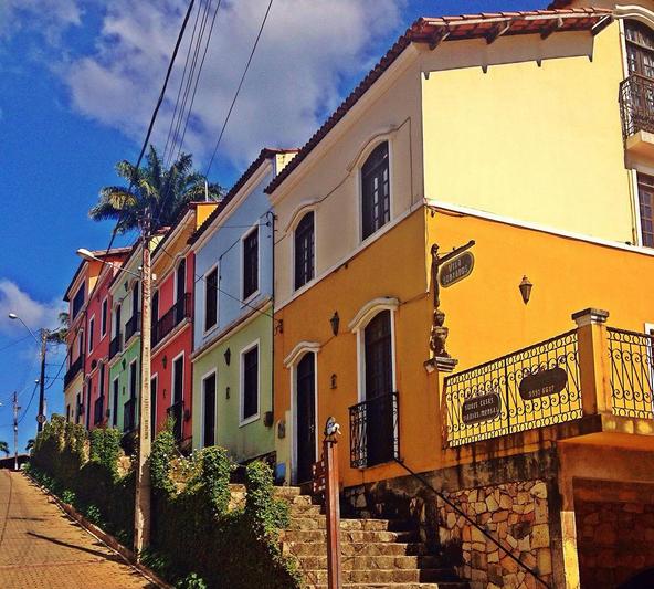 Em Guaramiranga, foram pesquisadas opções de quartos e chalés (FOTO: Rosana Romão/Tribuna do Ceará)