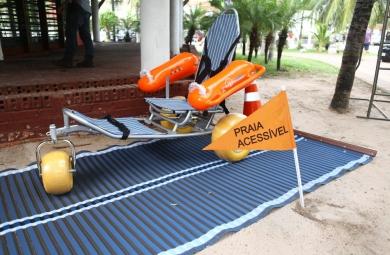 Segundo dados do Censo 2010 do Instituto Brasileiro de Geografia e Estatísticas (IBGE), são 2.340.150 pessoas com deficiência no Ceará, ou seja, 27,69% da população (FOTO: Divulgação/Prefeitura de Fortaleza)