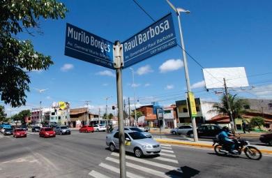 A alteração é necessária para a construção de dois viadutos e uma rotatória na Av. Raul Barbosa (FOTO: Divulgação/Prefeitura de Fortaleza)