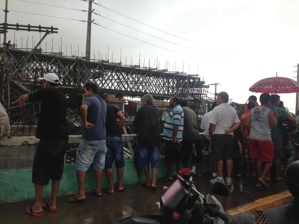 Laudo com as causas do acidente deve ser divulgado em até 30 dias (FOTO: Rosana Romão/Tribuna do Ceará)