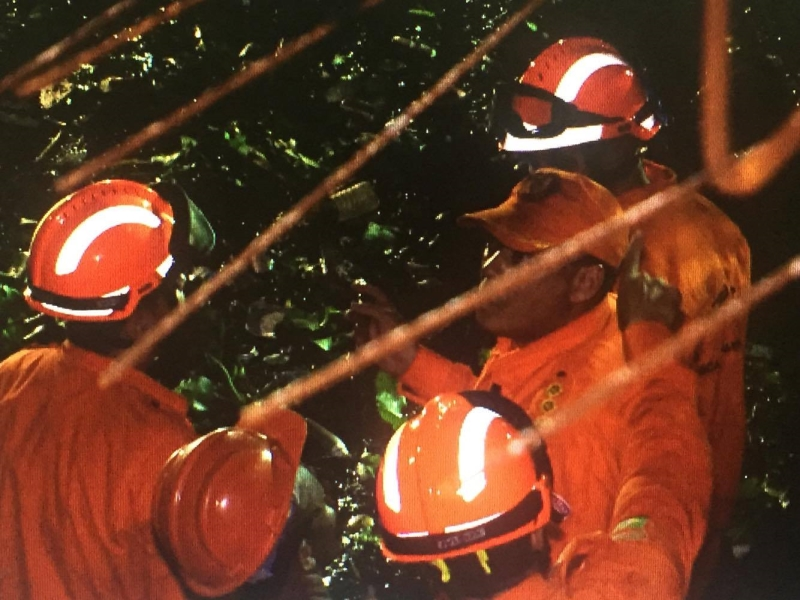 Equipe procurou por funcionário desaparecido que, na verdade, havia ido embora (FOTO: TV Jangadeiro)
