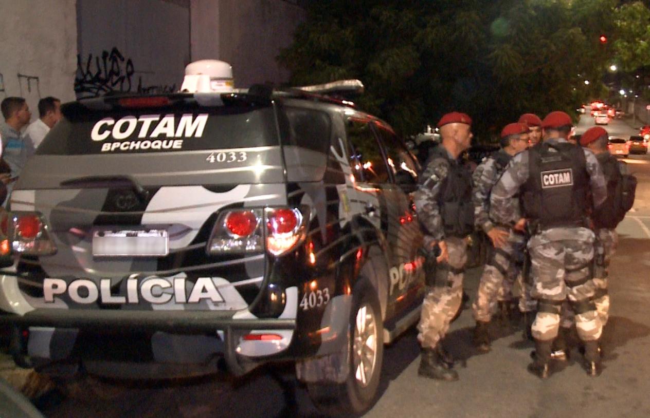 A tentativa de assalto aconteceu na noite desta terça-feira (FOTO: Reprodução/TV Jangadeiro)