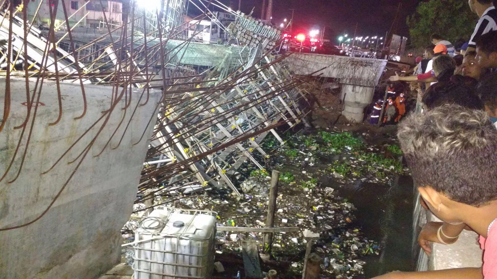 Acidente deixou dois mortos e três feridos (FOTO: WhatsApp/Reprodução)