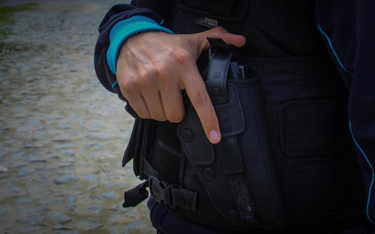 Policiais abandonam vida social