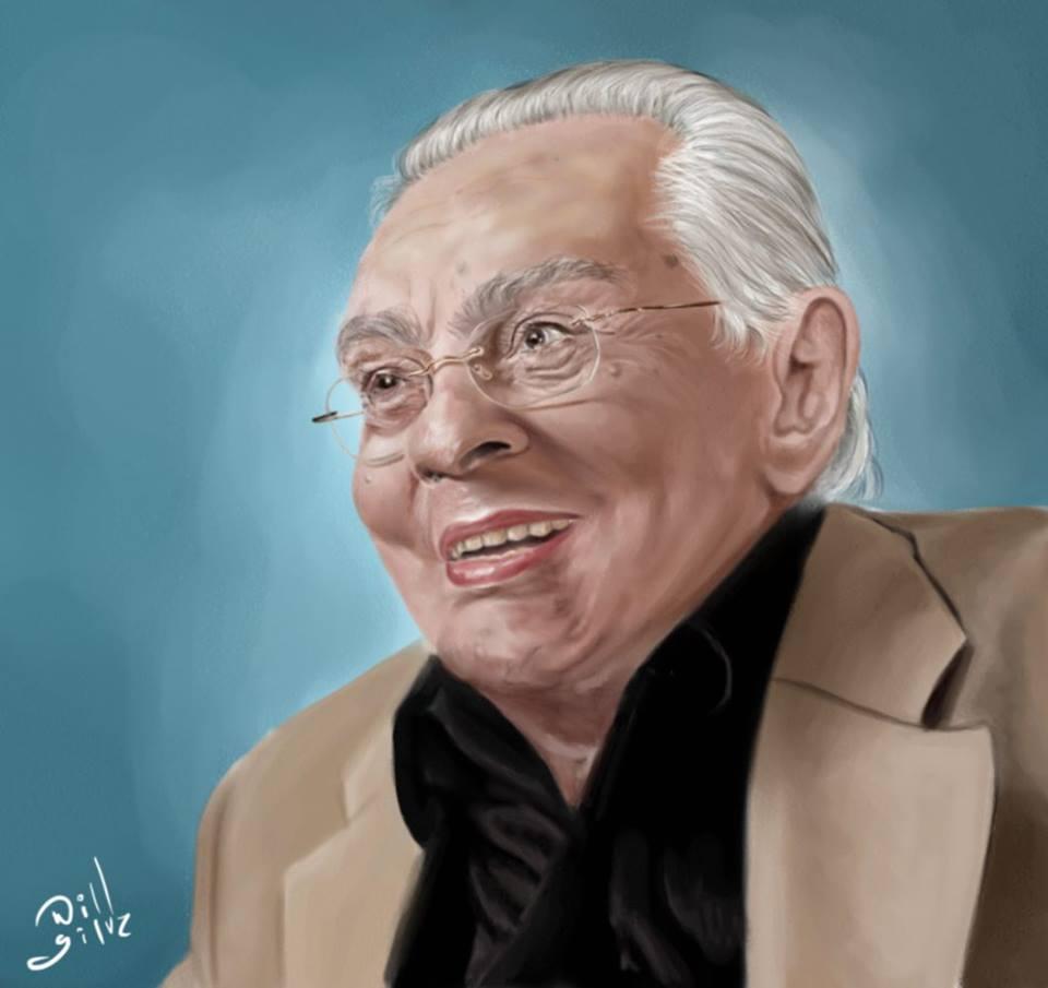 Will se inspira no estilo realismo para desenhar retratos (FOTO: Arquivo pessoal)