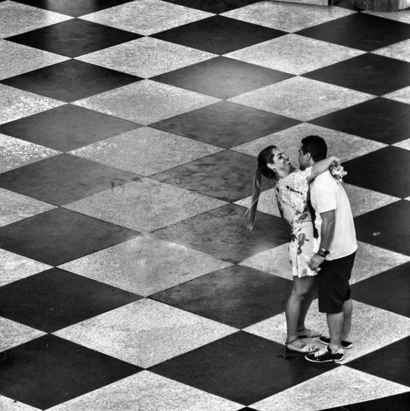 Amores Anônimos no Dragão do Mar. (FOTO: Instagram/ Fortaleza Monocromática)