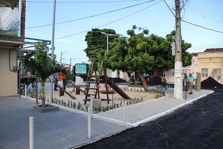 Praça do Muriçoca