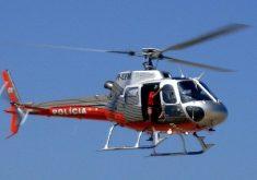 Bombeiro estava no helicóptero do Ciopaer (FOTO: Ilustrativa/Divulgação)