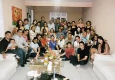 As tradições da família Fortaleza vão além do sobrenome e atingem o modo de vida de todos os integrantes. (FOTO: Reprodução/Arquivo Pessoal)