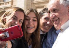 Um dos papas mais populares também fez crescer os nome Francisco. (FOTO: reprodução/ Instagram)