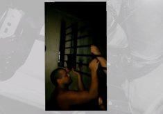 Fuga em massa: presos fogem por túnel em presídio (FOTO: Reprodução/TV Jangadeiro)