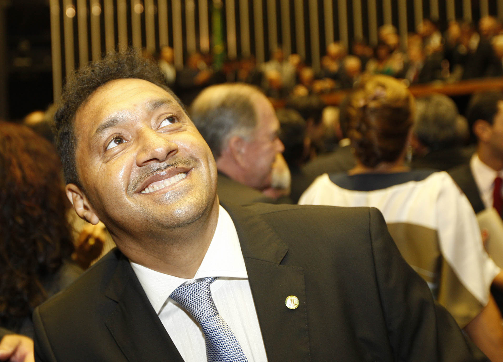 Tiririca faz piada em vídeo sobre discurso de deputados no processo de impeachment