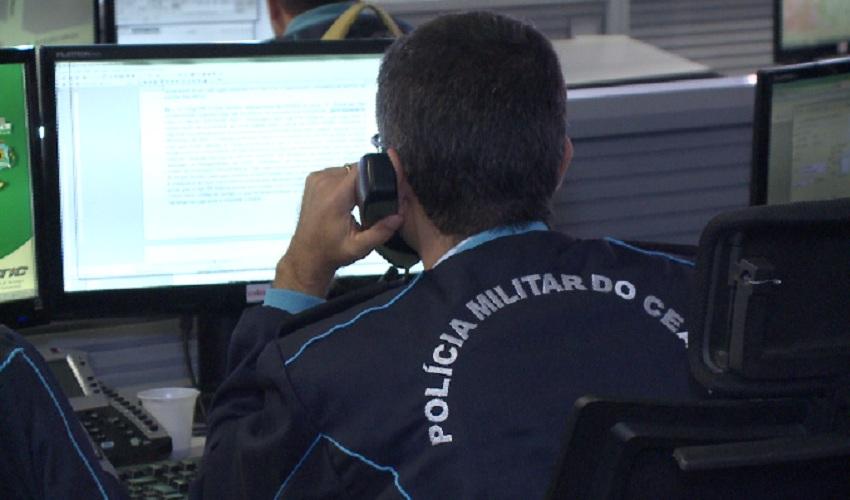 Ciops recebe mais de 111 mil trotes por mês no Ceará